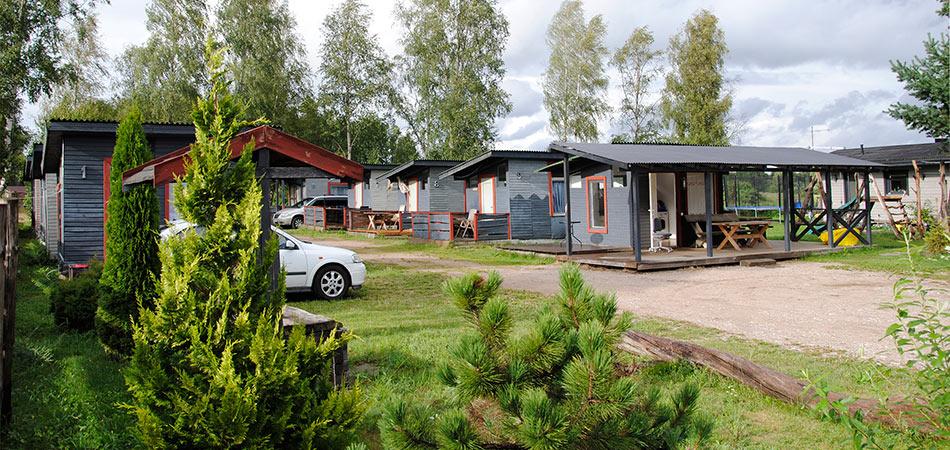 Image - Poilsis Kunigiškiuose nameliuose